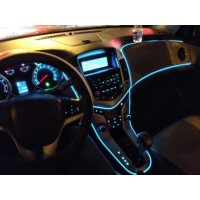 Car Ambient Decorative Accessories Light Lamp USB Power - 5M - OLB4103