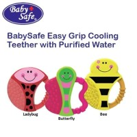 BabySafe Easy Grip Cooling Teether with Purified Water TT002