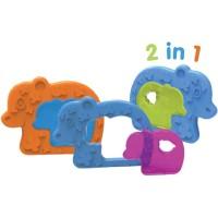 Babysafe Puzzle Teether TT008