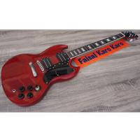 Gitar Gibson SG Merah Limited Edition