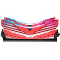 OLOy WarHawk Red RGB DDR4 PC25600 16GB (2x8GB ) 3200MHz MD4U083216BCDA
