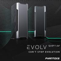 Phanteks Enthoo Evolv Shift AIR GREY - Tempered Glass Mini-ITX Case