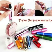 TN008 botol parfum isi ulang 5ml refill / Travel Parfum Otomizer