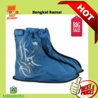 Sarung Sepatun Cover Shoes anti air Fun Cover