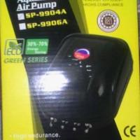 aquarium ikan hias air pump pompa udara ARMADA SP 9904 A LOW WATT