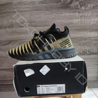 Adidas Dragon ball Z Super Shenron GOLD EQT Support Mid ADV Primeknit