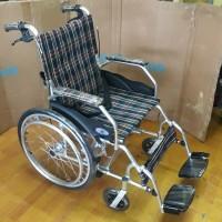 kursi roda travel alumunium second,seken,bekas