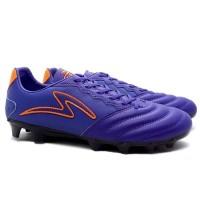 Specs Evict FG (Sepatu Bola) - Galaxy Blue/Indigo/Sunkist