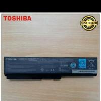 Baterai Original Laptop Toshiba L640 L635 L630 L645 PA-3817U Garansi