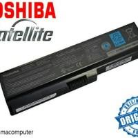 Baterai Original Toshiba Satelite C640 C645 L635 L640 L645 L735 L745