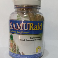 Samuraid herbal asam urat herbal rematik samurait
