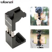 Ulanzi Holder U for Mounting Vlogging / Vlog / Vlogger / Youtuber Ori
