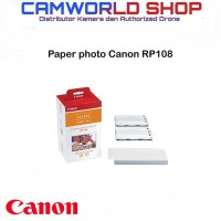 Paper photo Canon RP108