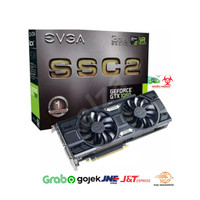 VGA EVGA GEFORCE GTX 1060 SSC2TD GAMING 03-P4-6565-KR 3GB DDR5 ICX