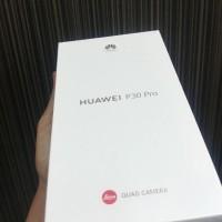 Huawei p30 pro garansi 1 tahun resmi Indonesia