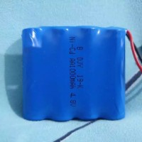 baterai remote control socket hitam 4.8 v baterai rock crawler