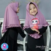Jilbab Anak Airish Harian Kriwil LOL (LED) Bisa Nyala