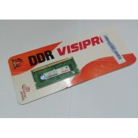 RAM VISIPRO 4Gb DDR3 LV 12800 SODIM / SODIM DDR3L 4GB
