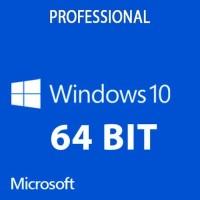 WINDOWS OEM 10 PROFESIONAL 64 BIT