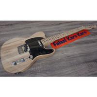 Gitar Fender Telecaster Natural Limited Stok