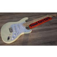 Gitar Fender Stratocaster Limited Stok