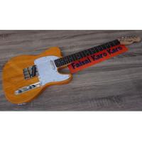 Gitar Fender Stratocaster Kuning Limited Stok