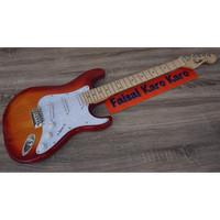Gitar Fender Stratocaster Chery Limited Stok