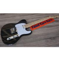 Gitar Fender Telecaster Hitam Limited Stok