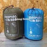 Sleeping Bag The north face lokal Polar Bulu Not Consina-Eiger-Rei