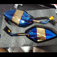 SPION FULL CNC HONDA - YAMAHA TWO TONE