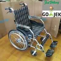 kursi roda alumunium second, seken,bekas,ekonomis