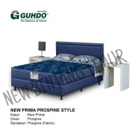 Spring Bed Guhdo New Prima 160 x 200 HB Prospine Full Set