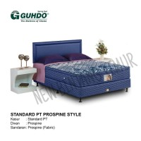 Spring Bed Guhdo New Standard Plush Top 100x200 HB Prospine Full Set