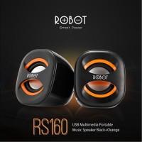 Speaker Wired Robot RS160 Kabel / Office / Kantor / Spiker / Speker