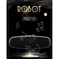 Speaker Bluetooth Robot RB210 Original / Speker / Spiker/ Aktif