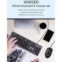 WIRED Keyboard & Mouse Robot KM2000 Original Kabel / Keybord / Mos