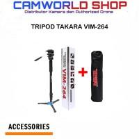 Tripod Takara VIM-264 Monopod Video Head