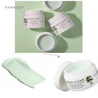 FARMACY GREEN CLEAN MAKEUP REMOVING CLEANSING BALM 12ML