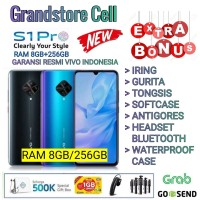 VIVO S1 PRO RAM 8/256 GB GARANSI RESMI VIVO INDONESIA