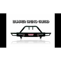 BUMPER RHINO GUARD MITSUBISHI XPANDER WITH DRL SUPER QUALITY