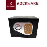 ROCKWARE Mini Safety Box with PIN Lock - 17x23x17cm RW-170E - OLB4143