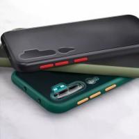 Hybrid MATTE Xiaomi Mi note 10 Pro cc9 case cover Armor Aero FROSTED