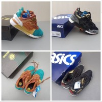 Sepatu Asics Gel-Lyte III 24 Kilates / Blackcamo