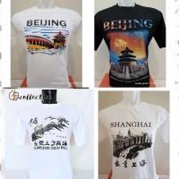 kaos china shanghai beijing
