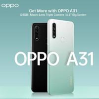 Handphone Oppo A31 Ram 4 Internal 128 Garansi Resmi