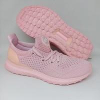 Sepatu Adidas Ultra Boots Ultraboots Pink Sneaker Wanita Import