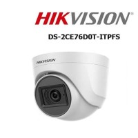 CAMERA INDOR HIKVISION 2MP DS 2CE76DOT - ITPFS AUDIO MICROPHONE