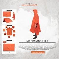 Dhaulagiri ponco jas hujan 3in1- ponco bivac alas