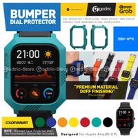 SIKAI BUMPER DOFF Hard Case Screen Protector Cover Amazfit GTS