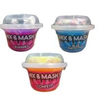 Compound KIngs Mix N Mash Slime Jelly Mainan Anak Bisa Dicampur